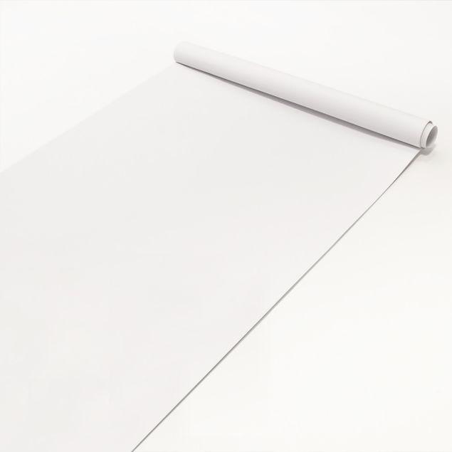 Klebefolie weiß einfarbig - Polarweiss - Selbstklebende Folie