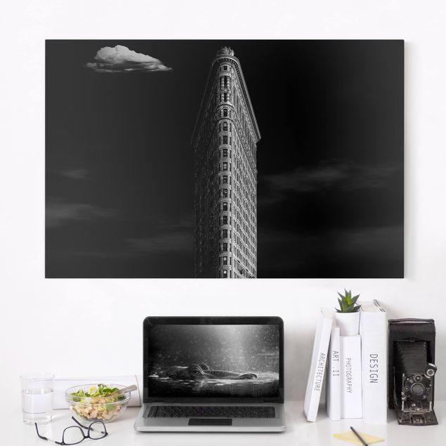 Leinwandbild - Flatiron Building - Quer 3:2