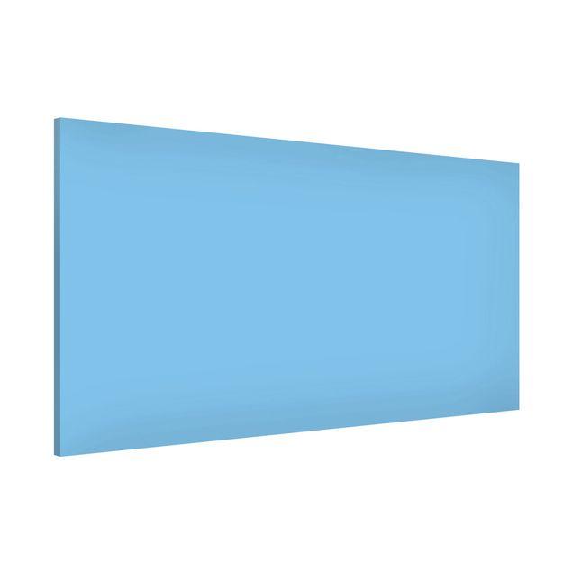 Magnettafel - Colour Light Blue - Memoboard Panorama Quer