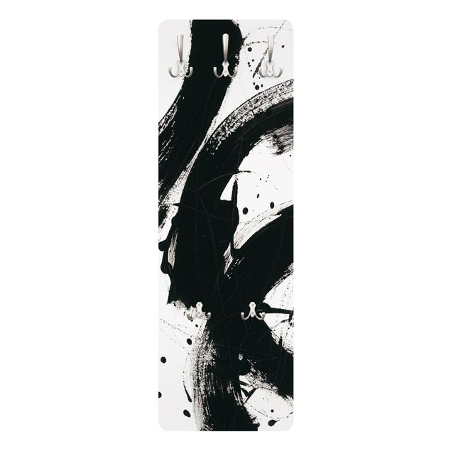 Garderobe - Onyx in Bewegung