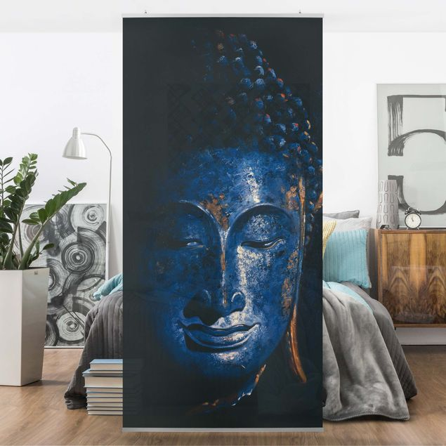 Raumteiler - Delhi Buddha 250x120cm