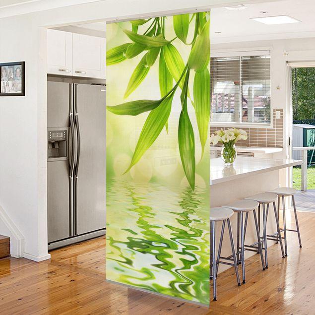 Raumteiler - Green Ambiance I 250x120cm