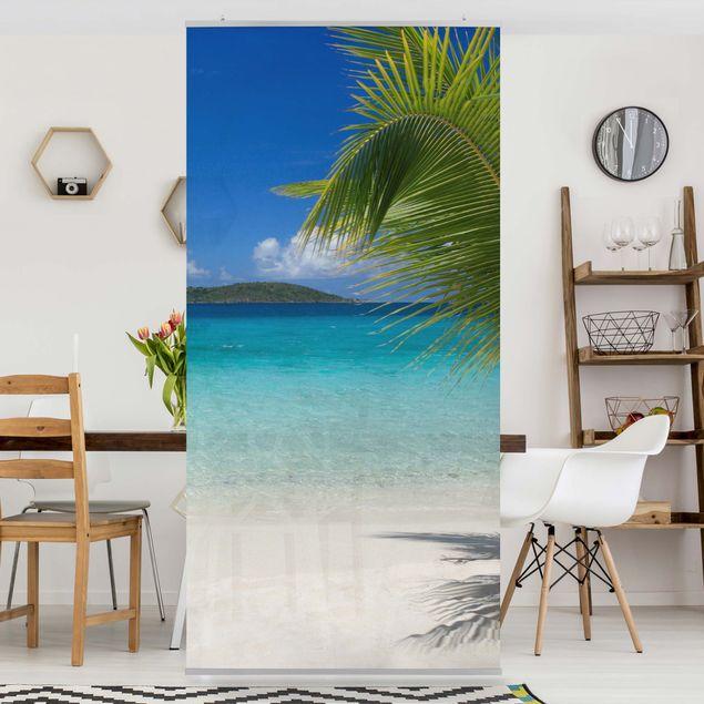 Raumteiler - Perfect Maledives 250x120cm