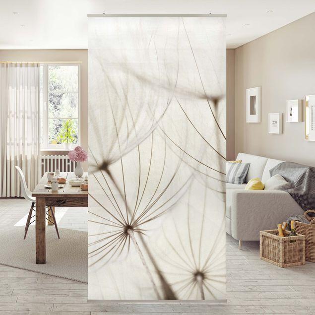 Raumteiler - Sanfte Gräser 250x120cm