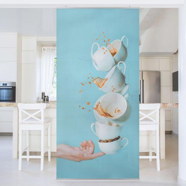 Raumteiler - Waking Up 250x120cm