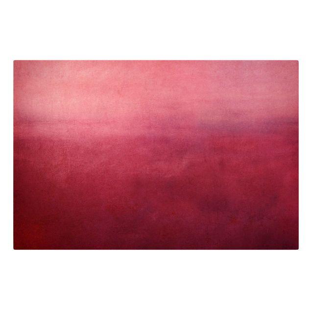 Leinwandbild - Rote Wüste - Querformat 3:2