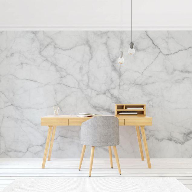 Selbstklebende Tapeten selbstklebende tapete marmor optik weiß grau bianco carrara