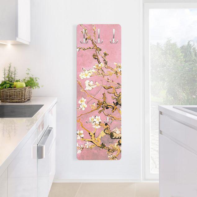 Garderobe - Vincent van Gogh - Mandelblüte in altrosa