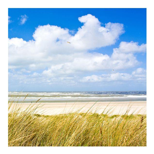 Fototapete An der Nordseeküste