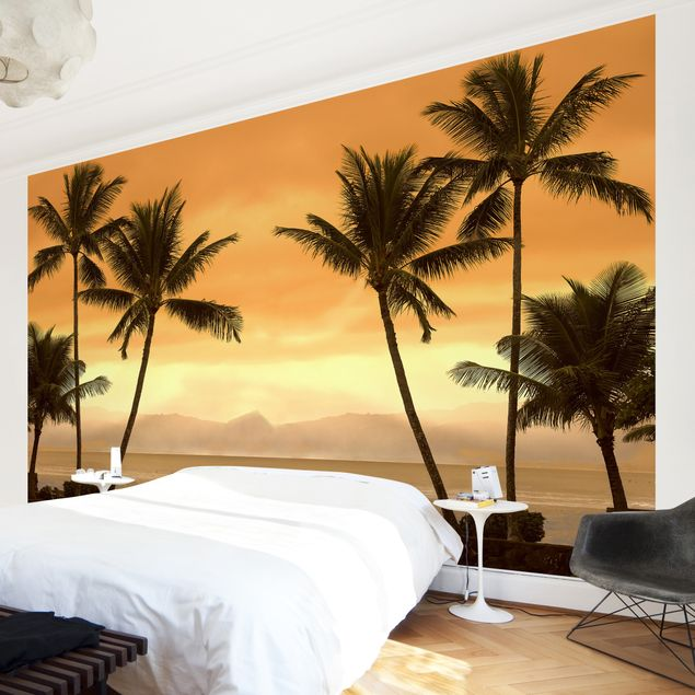 Fototapete Caribbean Sunset II