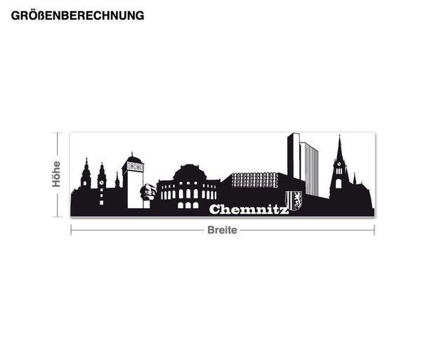Wandtattoo Chemnitz