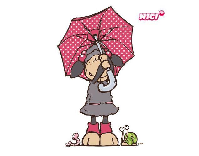 Wandtattoo Jolly Lucy