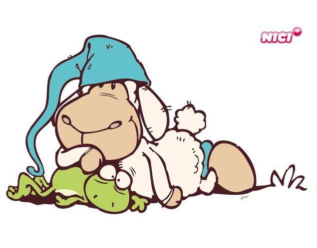 Wandtattoo Jolly Sleepy