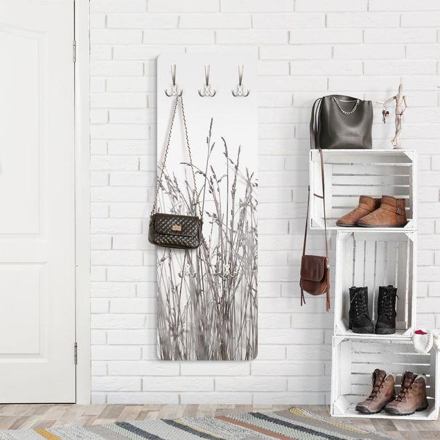 Garderobe - Winterliche Gräser