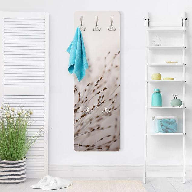 Garderobe - Zarte Gräser im Windschatten