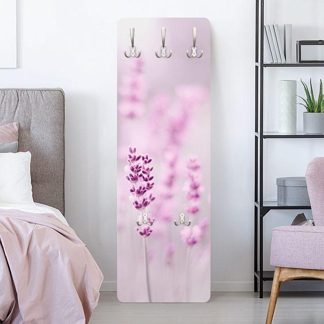 Garderobe - Zartvioletter Lavendel