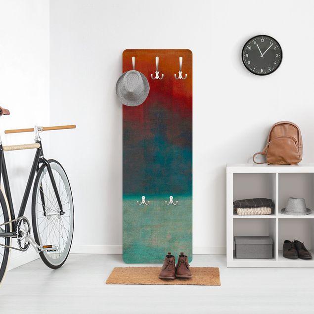 Garderobe - Zuhause am Meer